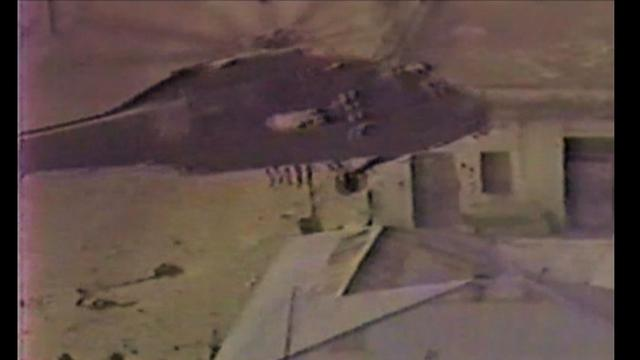 20 years later, never-before-seen video of Black Hawk Down emerges
