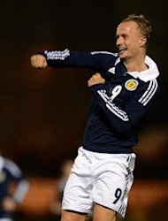 Leigh Griffiths is set to return in Hibernian's clash with Aberdeen this weekend