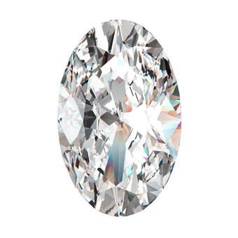 Diamond Shape: Oval