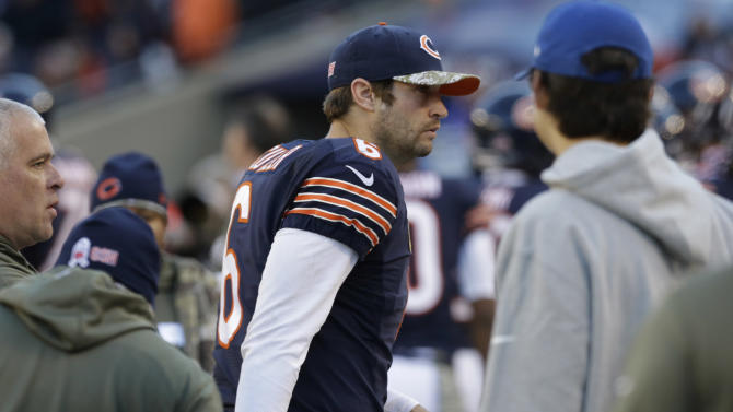 Cutler has ankle sprain, Tillman out 2 months