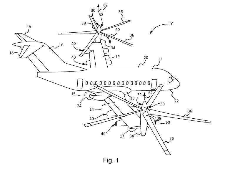 Boeing may be building a new passenger plane that takes off and lands vertically