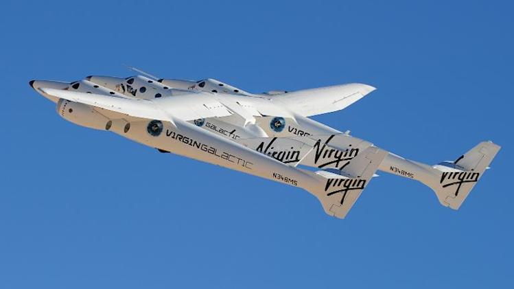Virgin space flights cleared for US take-off
