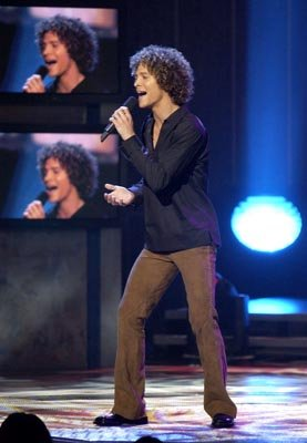 "Justin Guarini Final Two Fox's ""American Idol"" - 9/3/2002"