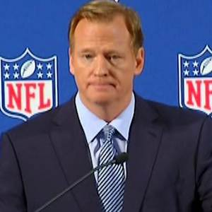 Goodell: I got it wrong and I'm sorry for that