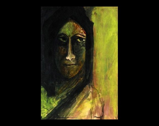Paintings by Rabindranath Tagore