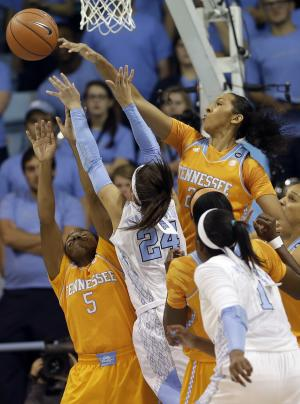 No. 4 Lady Vols seek to avenge loss to Chattanooga