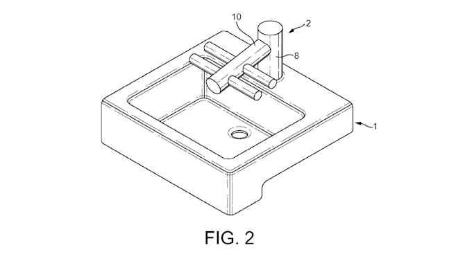 Dyson's Radical Plan to Combine a Sink With a Hand Dryer