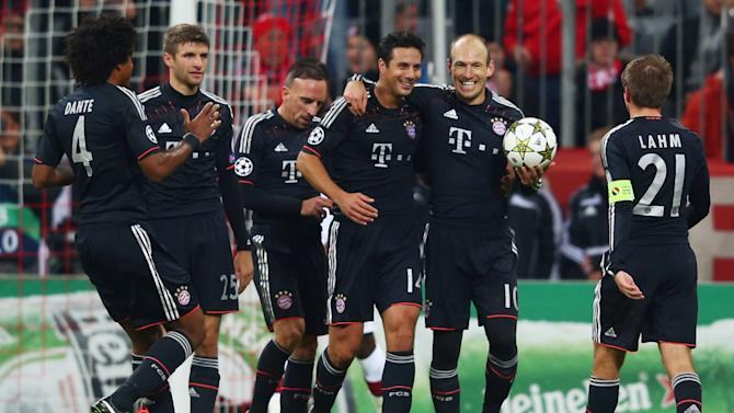 FC Bayern Muenchen v LOSC Lille - UEFA Champions League