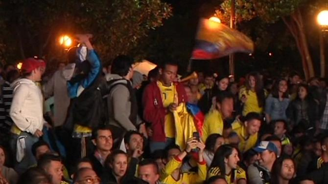 Colombia comes back for stunning 3-3 draw against Chile to scoop World Cup spot