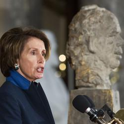 Nancy Pelosi Calls On Michael Grimm To Resign