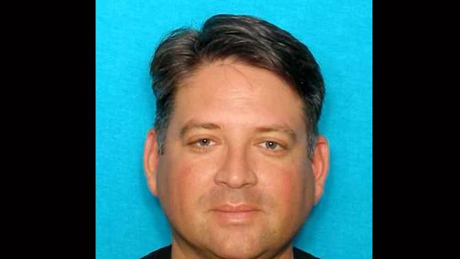 This undated image provided by the Whitefish, Mont., Police Department shows TV personality, Gregory Rodriguez who was shot and killed by Wayne Bengston, while Rodriguez was visiting Bengston's wife. Bengston later committed suicide.(AP Photo/Whitefish Police Department)