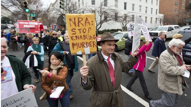 The NRA Response to the Newtown Shooting Is Finally Here