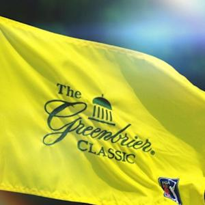 Jason Bohn shoots 61 to co-lead at The Greenbrier Classic