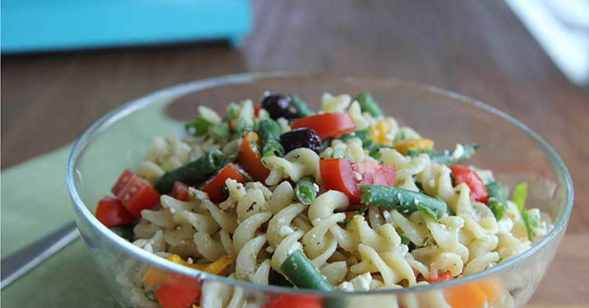 13 Pasta Salad Recipes You Should Make Right Now