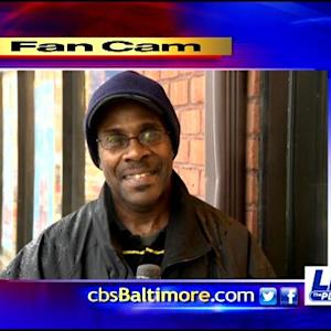 WJZ Fan Cam: Ravens Vs. Vikings Game