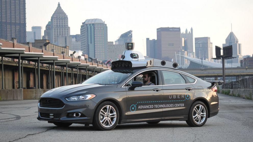 Uber's Latest Move Into the World of Self-Driving Cars