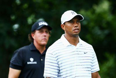 Tiger Woods, Phil Mickelson draw young guns for Memorial opener