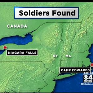 Afghan Soldiers Missing From Cape Cod Base Found At Canadian Border
