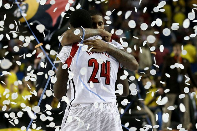 Louisville beats Michigan to capture its third NCAA title