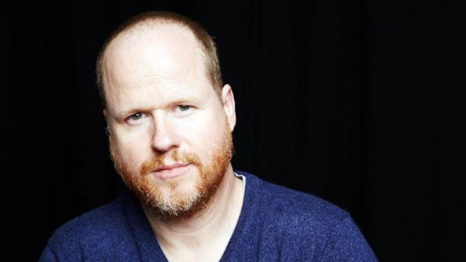 """This May 29, 2013 photo shows writer-director Joss Whedon  in New York. Whedon's latest film is an independent adaptation of Shakespeare's """"Much Ado About Nothing."""" (Photo by Dan Hallman/Invision/AP)"""
