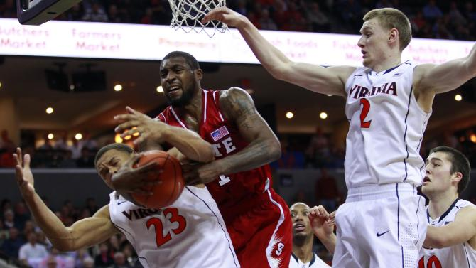 NCAA Basketball: North Carolina State vs Virginia