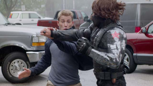 'Captain America: The Winter Soldier' Theatrical Trailer 2