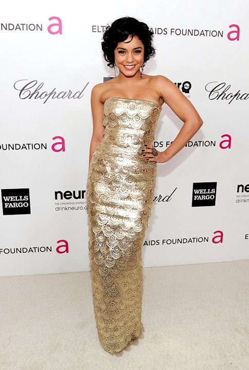 Elton John Oscar Party 2012