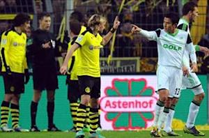 Schmelzer red card rescinded