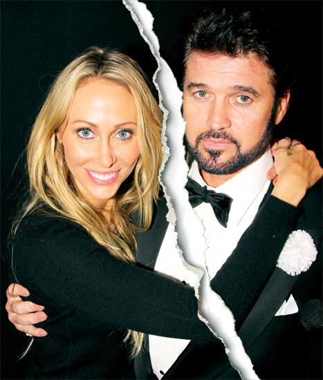 Billy Ray Cyrus' Wife Tish Cyrus Files for Divorce: Report