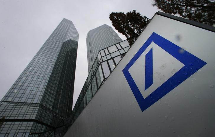 Deutsche Bank fined record $2.5 billion over rate rigging