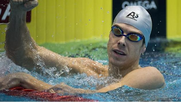 Swimming - Townsend takes gold and bronze in Berlin