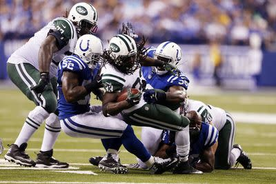 Chris Ivory injury update: RB probable for Jets, fantasy owners