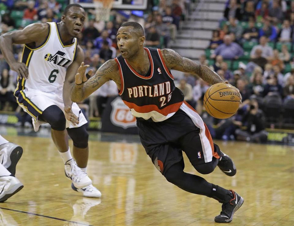 Lillard, Blazers rally to beat Jazz 99-92