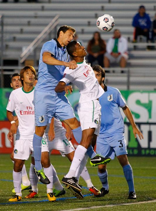 Minnesota United v New York Cosmos