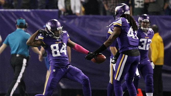 Patterson sets NFL record with 109-yard return