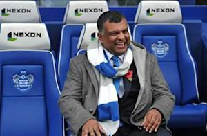 QPR owner Fernandes not convinced of swift Premier League return
