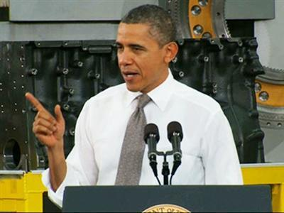 Obama Hits the Road to Sell SOTU Proposals
