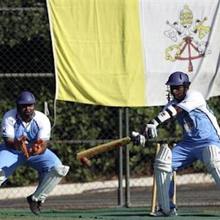 Cricket holy war on as Anglicans accept Vatican challenge
