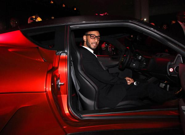 Swizz Beatz and Lotus CEO Dany Bahar Join Forces