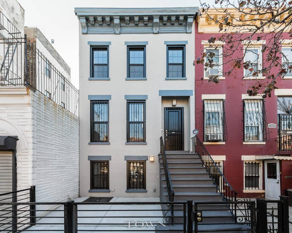 'House Hunters'-Approved Stuyvesant Heights Home Asks $1.2M