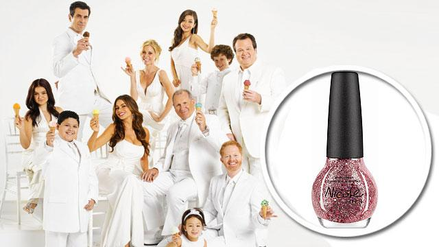 'Modern Family' Gets Its Own Nail Polish!