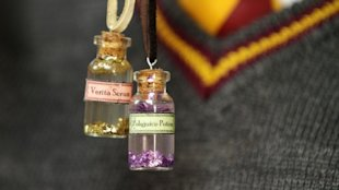Hogwarts Potion Necklace