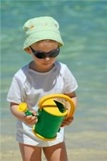 Keeping your child safe in the sun