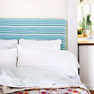 Update your upholstered headboard