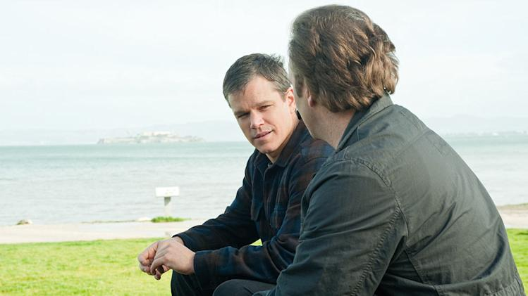 Hereafter Warner Bros Pictures 2010 Matt Damon Jay Mohr