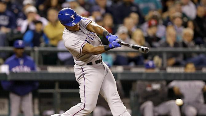 Andrus scores Rangers only run in 1-0 win over M's