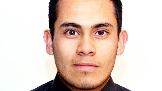 This undated image released on Thursday, April 25, 2013 by the newspaper Vanguardia de Saltillo shows Vanguardia staff photographer Daniel Martinez Bazaldua.  On Wednesday, April 24, 2013, the newspaper said that the hacked-up bodies of Martinez Bazaldua and another young man were found in the northern Mexico city of Saltillo next to the kind of hand-lettered signs frequently used by drug cartels. Martinez Bazaldua had recently been hired to cover social events for Vanguardia, the paper said in a story in its online edition. He was 22. Press advocates have long called Mexico one of the most dangerous nations for reporters. But there isn't a single, agreed-upon figure on crimes against journalists. (AP Photo/Vanguardia de Saltillo)