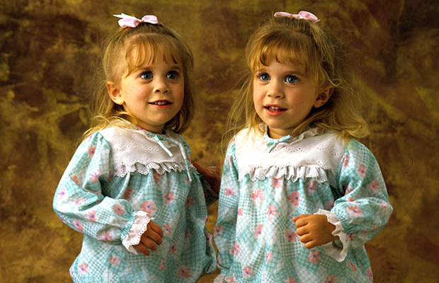 Mary-Kate and Ashley Olsen: What's the Difference?