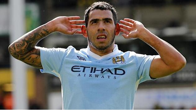 Tevez: I'm staying at City