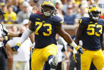 Talent and versatility mean Michigan might have the Big Ten's best defense
